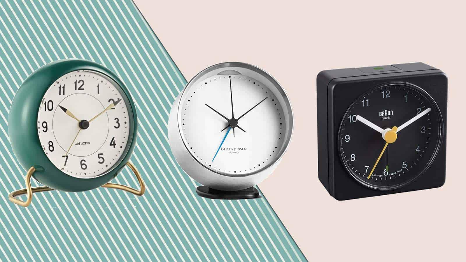 Analog Wecker Vergleich 2019- Die 5 besten analoge Wecker im Vergleich