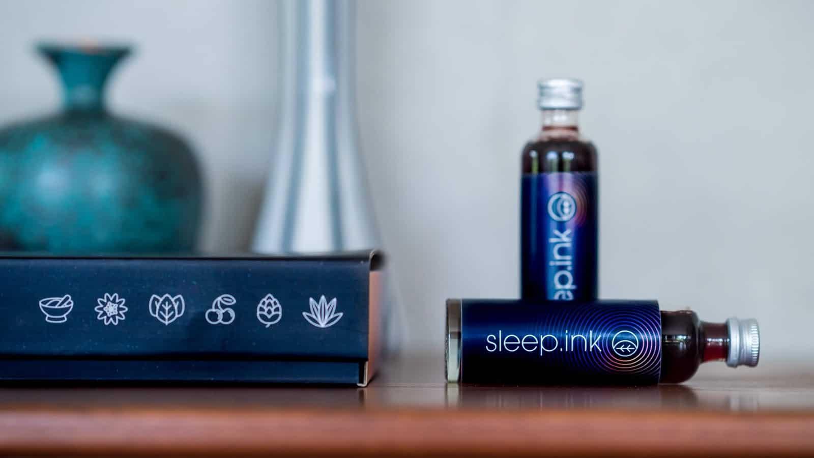 sleep.ink im Vergleich 2019- Was bringt der Schlafdrink wirklich?