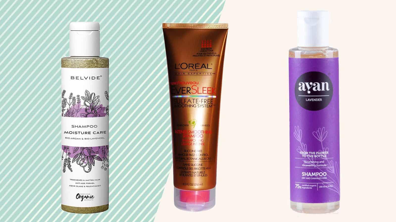10 beste Shampoo ohne Sulfate Ranking und Vergleich 2019