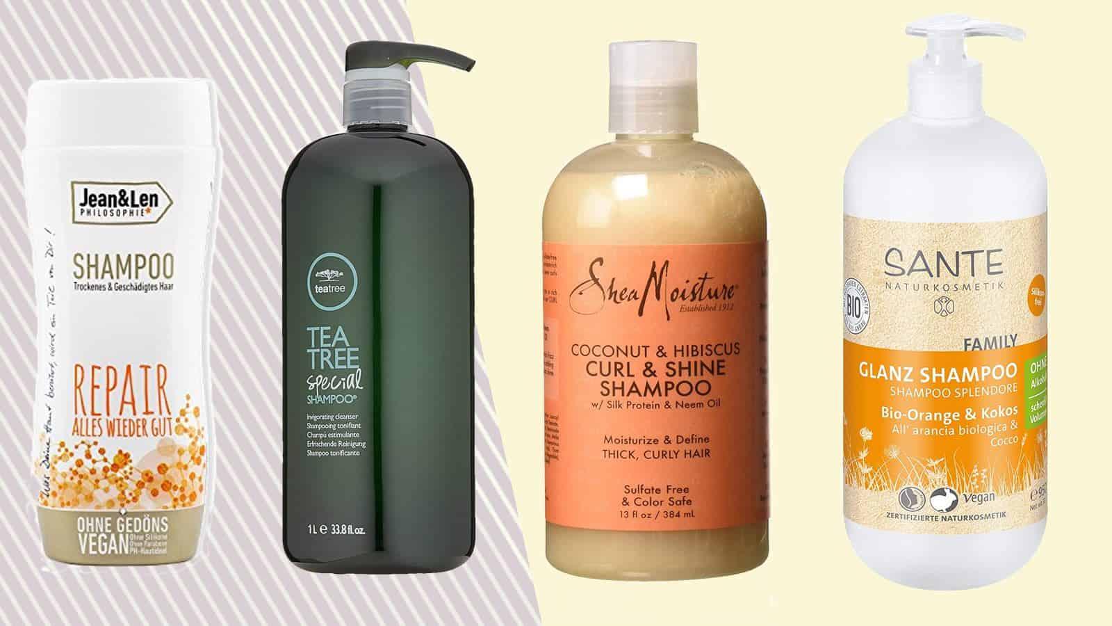 10 beste vegane Shampoos ohne Tierversuche im Vergleich 2019