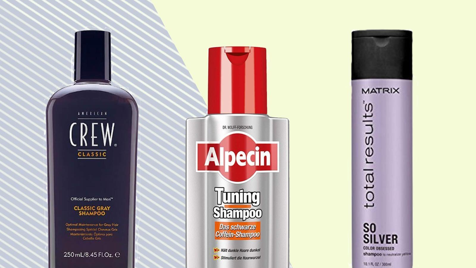 9 Beste Shampoo Für Graue Haare Im Test Vergleich 2019