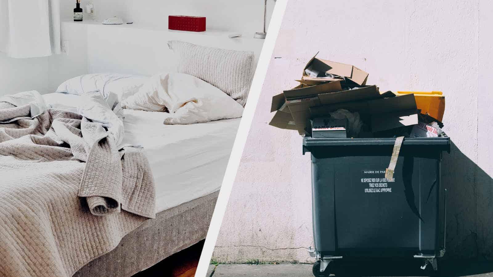 Die 5 besten Tipps, deine Matratze zu entsorgen 2019