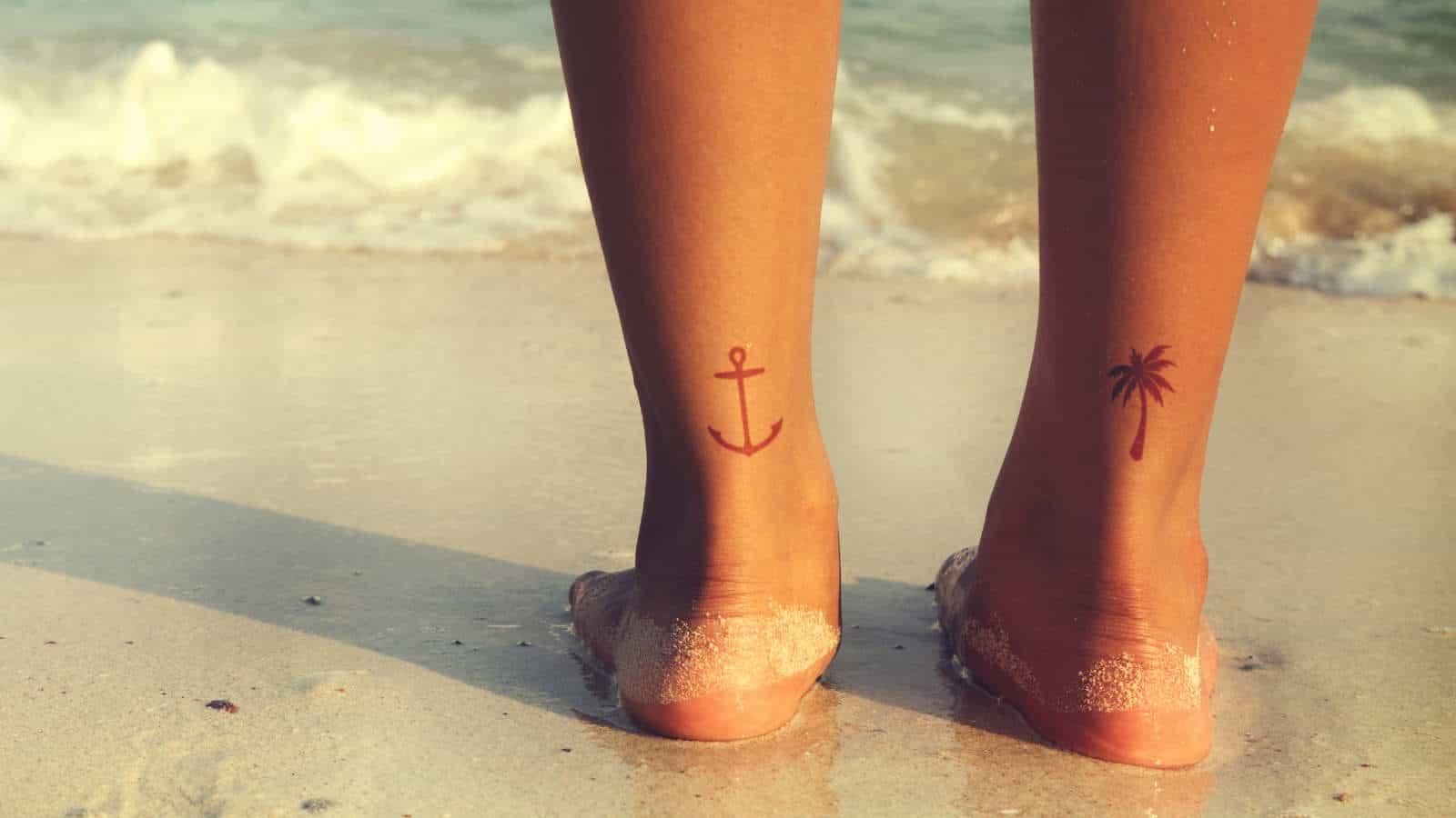 Anker Tattoo Die Bedeutung Dahinter Tolle Inspirierende Motive