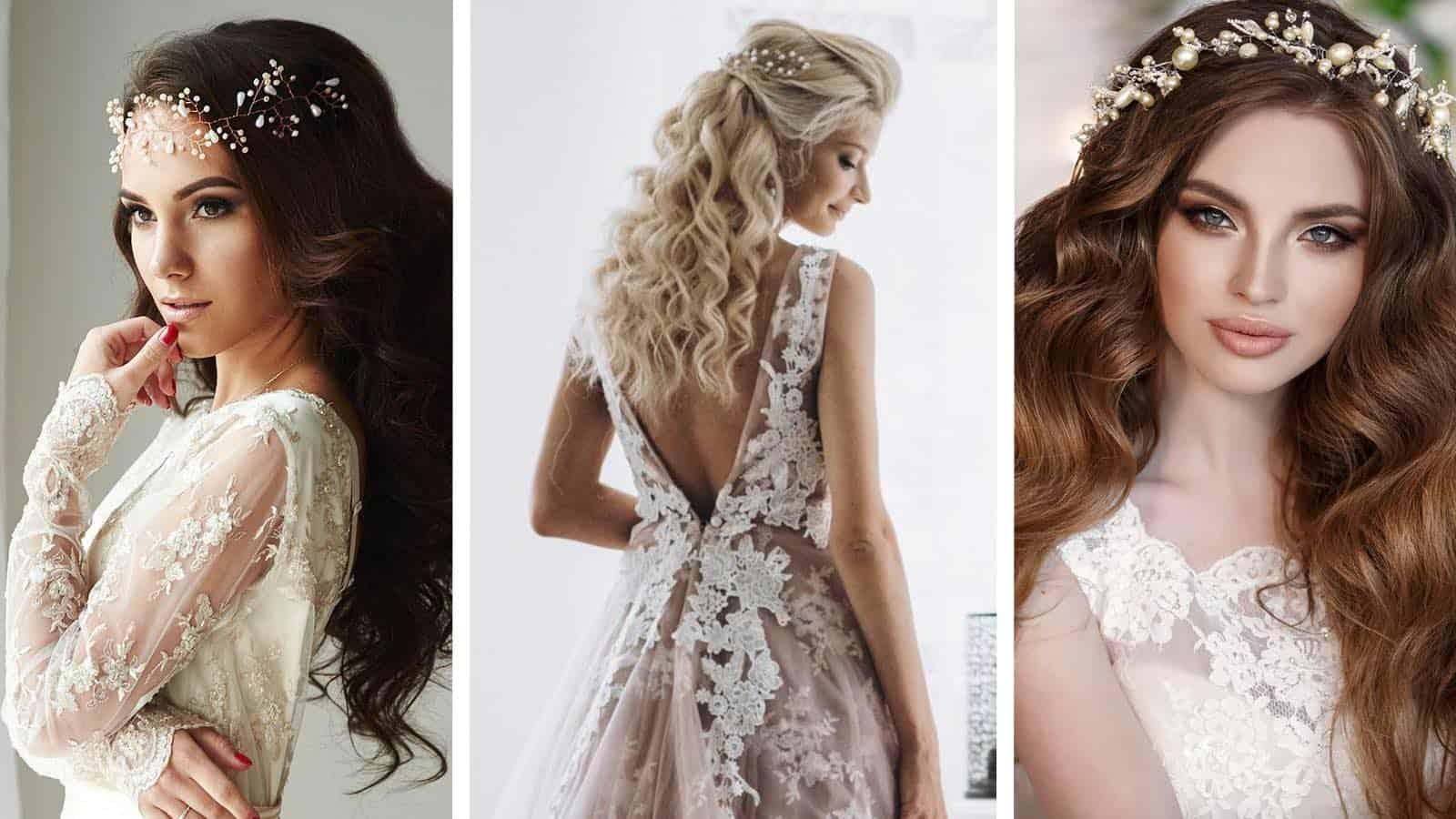 Hochzeitsfrisuren- Top 72 schönste Frisuren für die Hochzeit