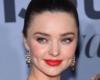 Kurzer Bun für runde Gesichter von Miranda Kerr
