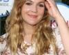 Mittellange Haare mit Wellen von Drew Barrymore