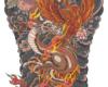 Phönix-Tattoo-Vorlage-14