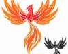 Phönix-Tattoo-Vorlage-3