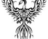 Phönix-Tattoo-Vorlage-5