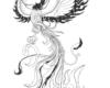 Phönix-Tattoo-Vorlage-7