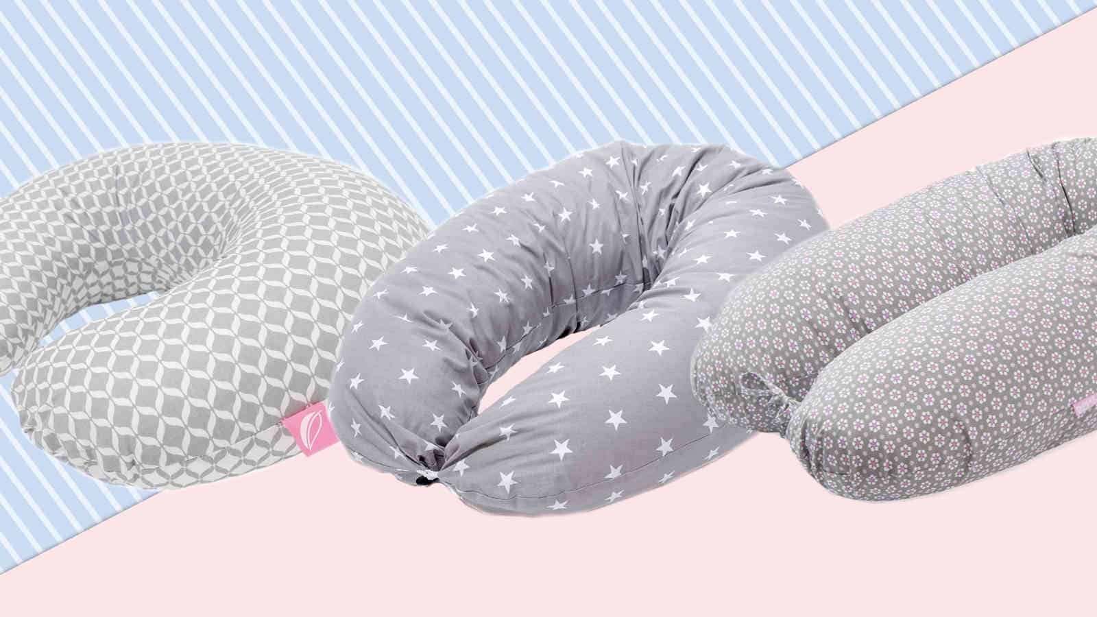 Stillkissen- Die besten 8 Schwangerschafts- & Stillkissen   Vergleich 2019