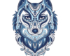 Wolf-Tattoo-Vorlage-12