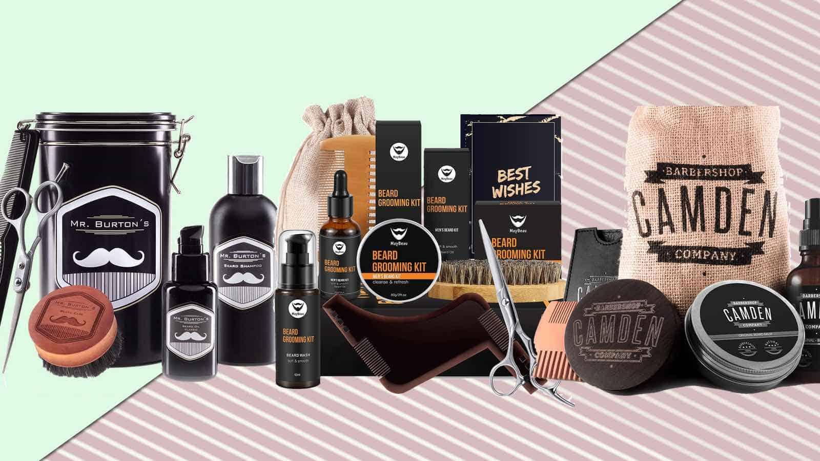 Bartpflege Set Vergleich 2019- 5 beste Pflegesets für den Bart im Vergleich