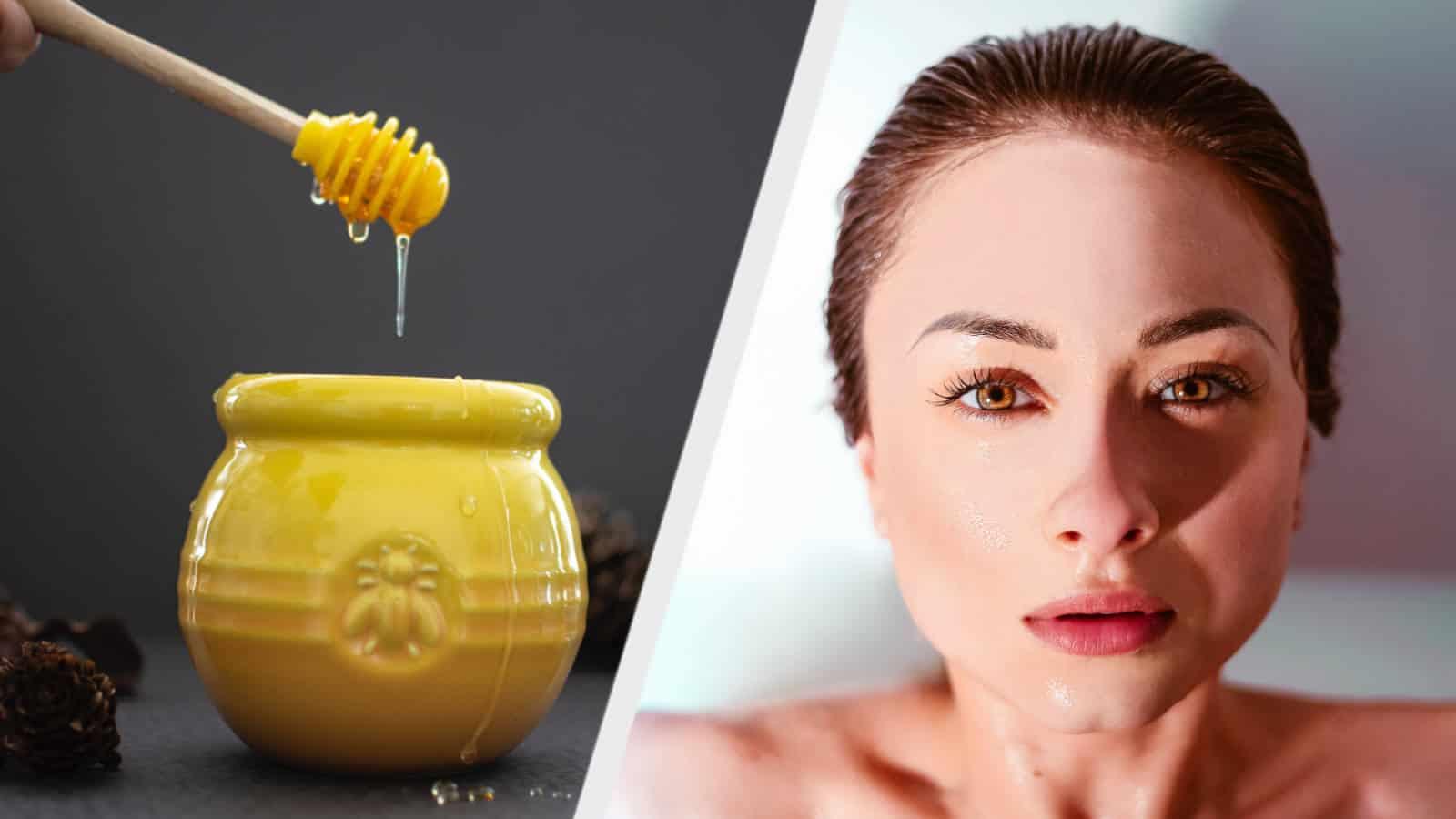 Honig gegen Falten- 5 Wege zur Bekämpfung von Falten und mehr
