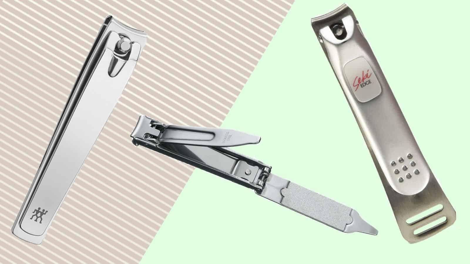 Nagelknipser Vergleich 2019- 6 beste Nagelschneider im Vergleich