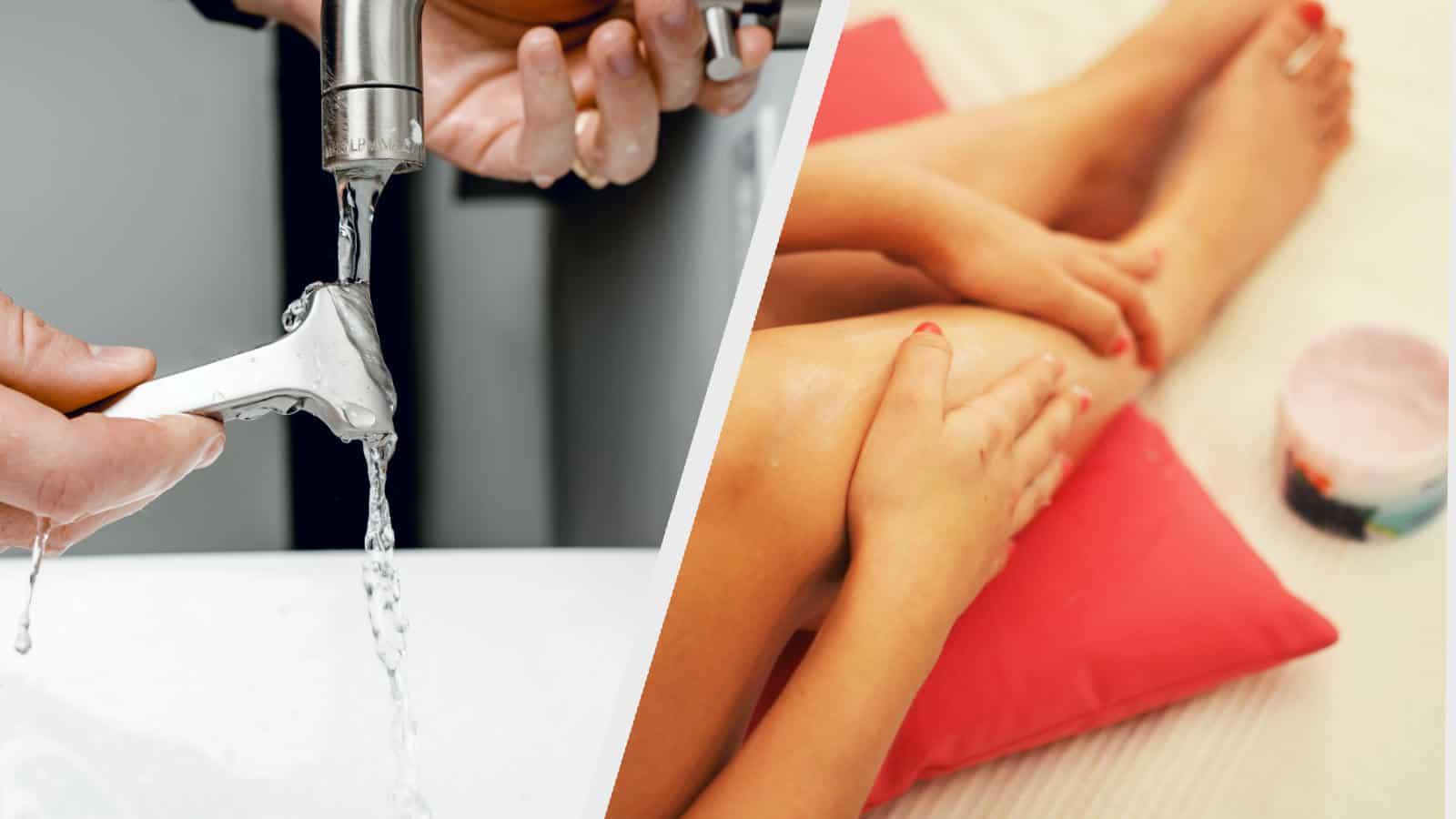 Was tun gegen Rasurbrand? 6 Tipps für Beine, Intimbereich & mehr