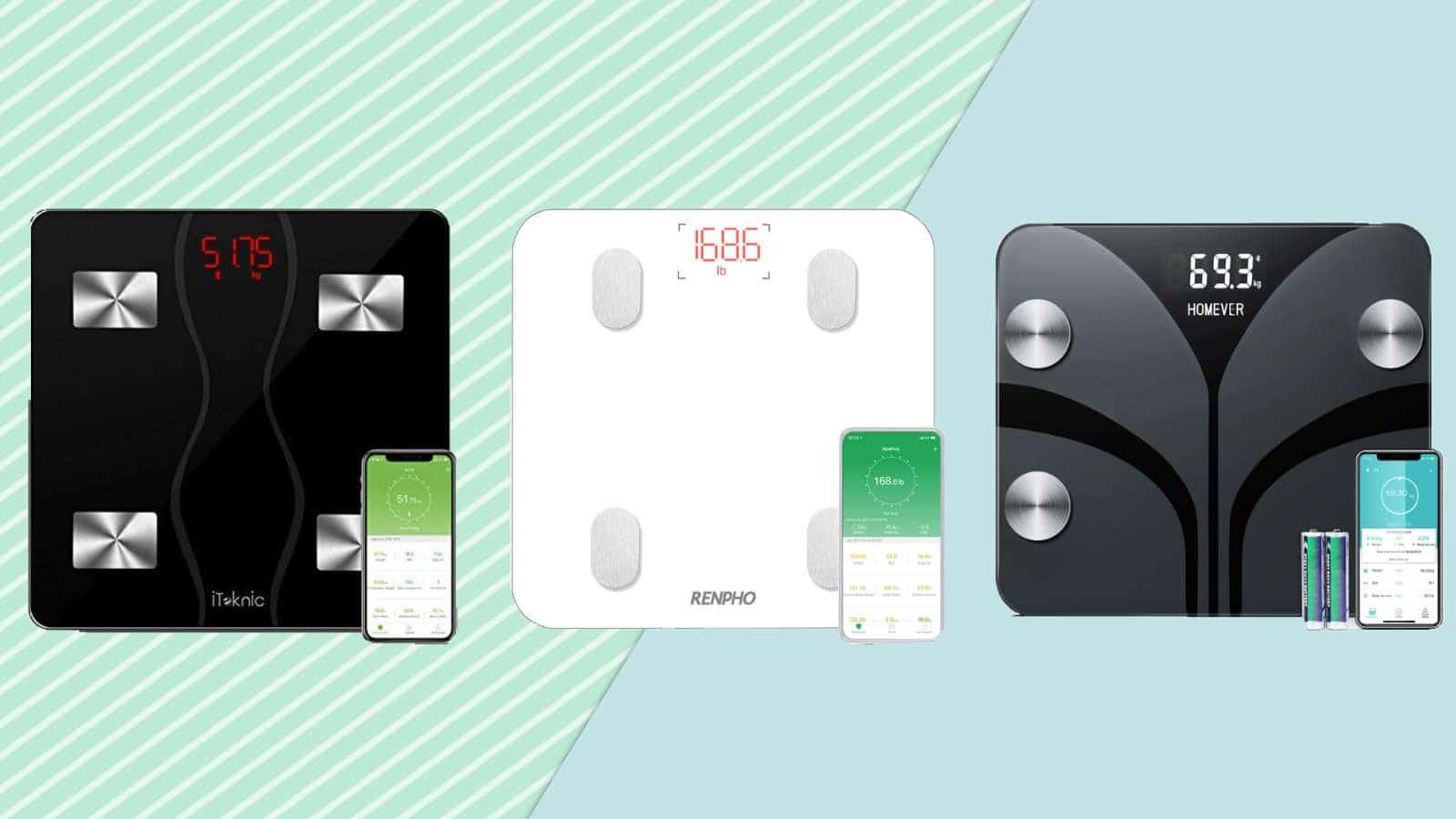 Körperfettwaage Vergleich- Die 10 besten Körperfettwaagen im Vergleich (2019)