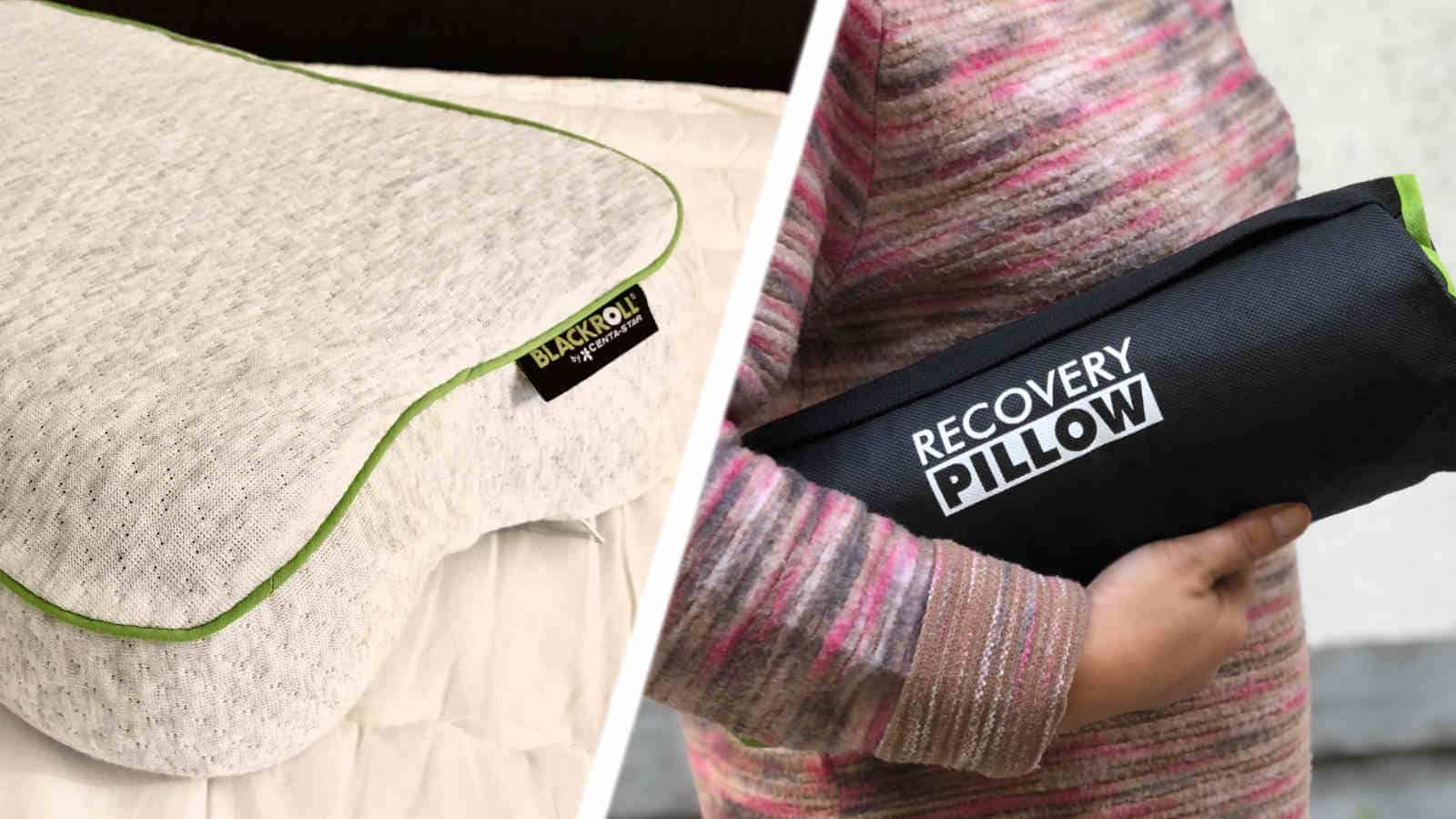 BLACKROLL® Recovery Pillow Vergleich- Der große Testbericht