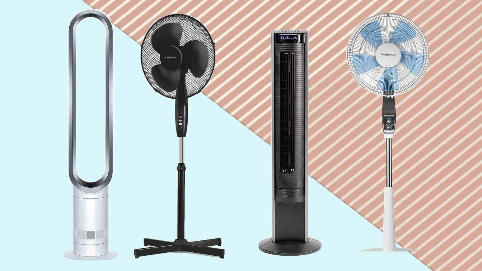 Ventilator Vergleich 19: Die 19 besten Ventilatoren
