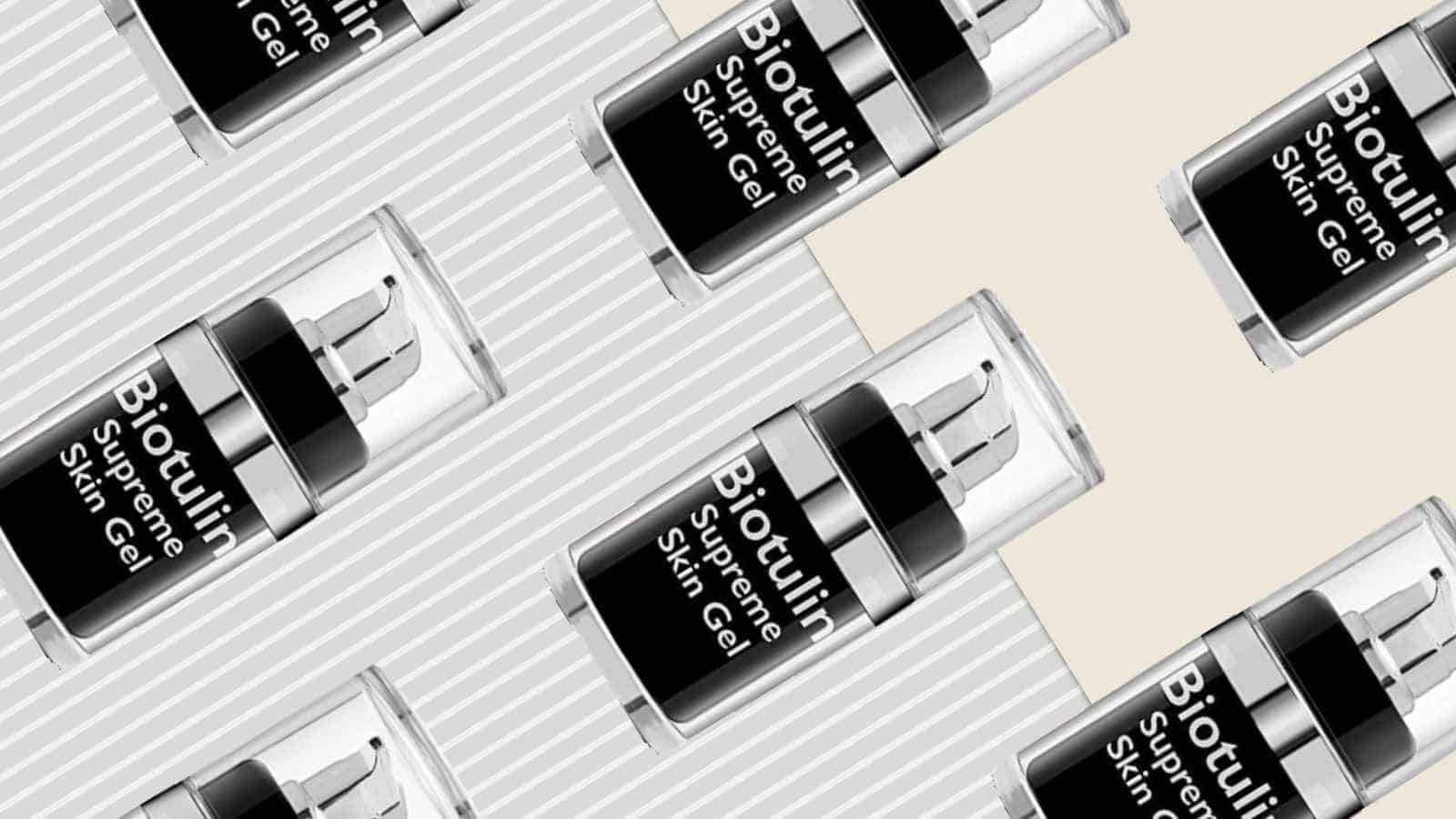 Biotulin Supreme Skin Gel Serum- Erfahrungen, Ranking und Vergleich 2019