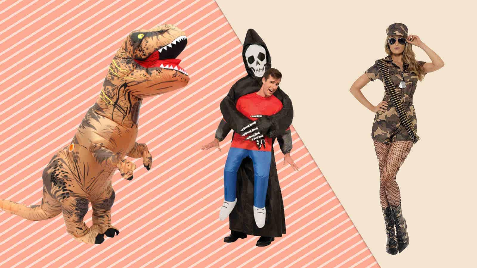 Halloween Kostüme- Die 15 beliebtesten Kostüme für Halloween 2019