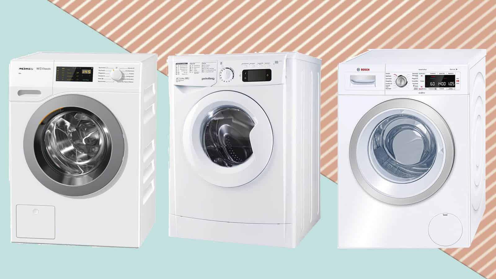 Waschmaschine Vergleich 2019- Die 10 besten Waschmaschinen im Vergleich