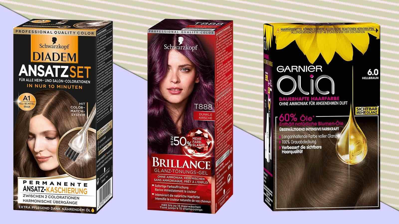 Haarfarbemittel Vergleich 2020 10 Beste Haarfarben Im Ranking
