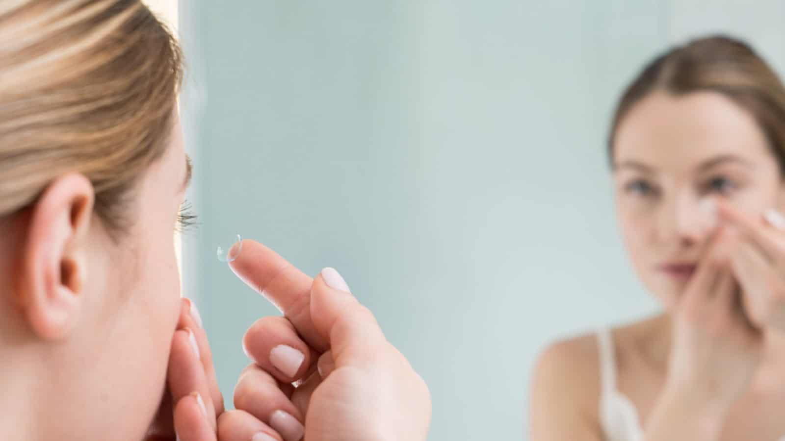 5 Dinge, die du über das Schlafen mit Kontaktlinsen wissen musst