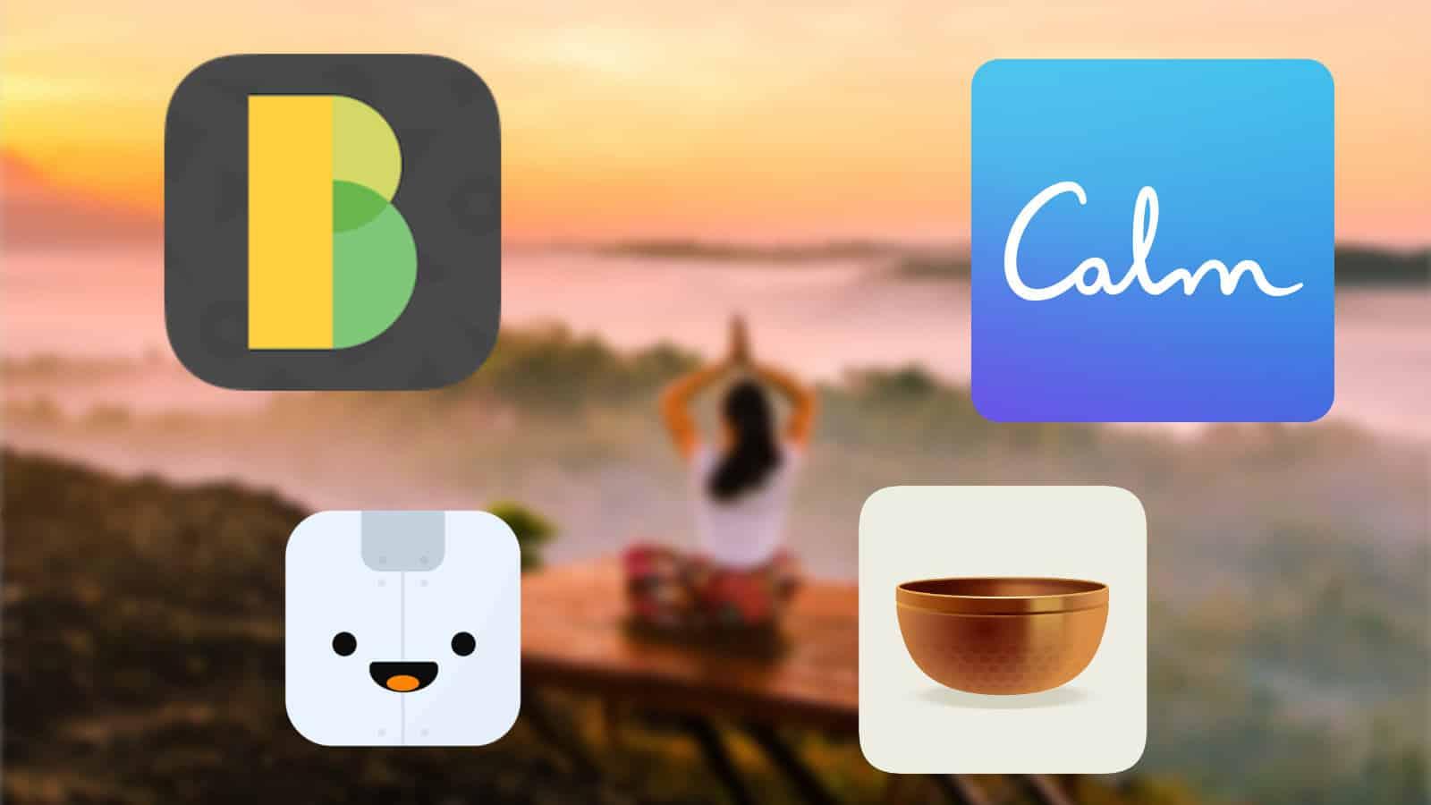 10 besten Meditations-Apps für besseren Schlaf und weniger Stress