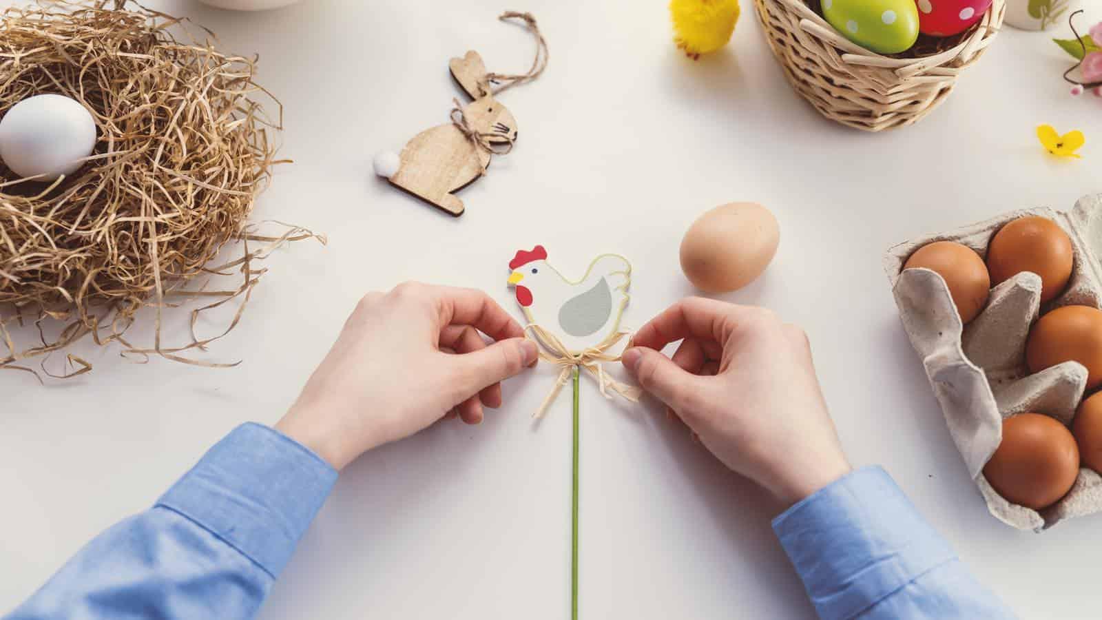 Die 20 besten Geschenke für Ostern
