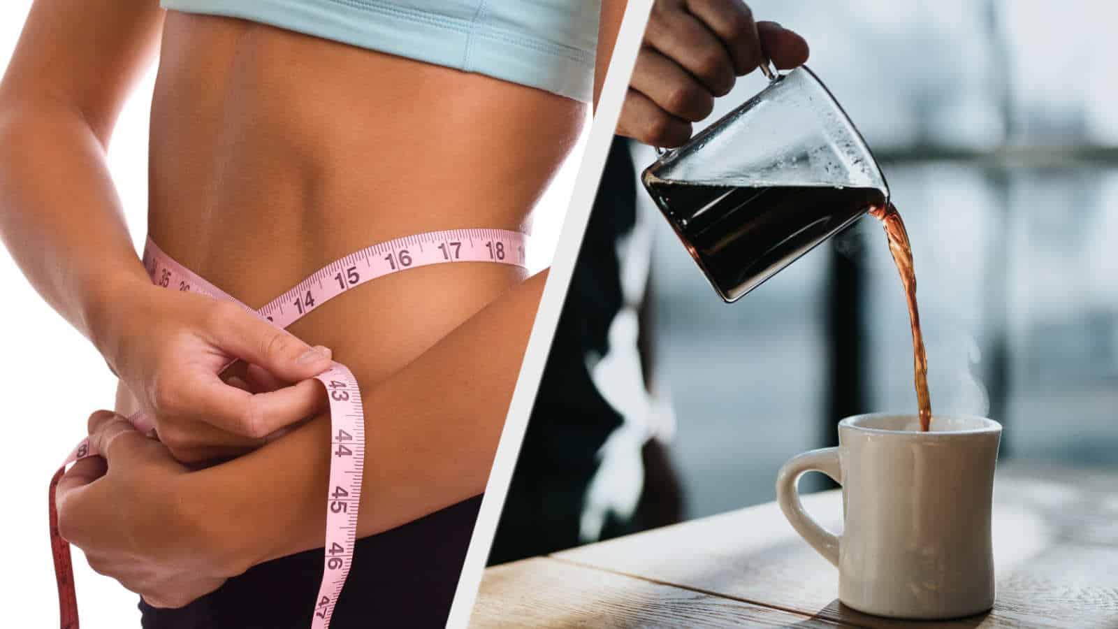 Mit Kaffee abnehmen- Funktioniert die Kaffeediät zum Abnehmen?