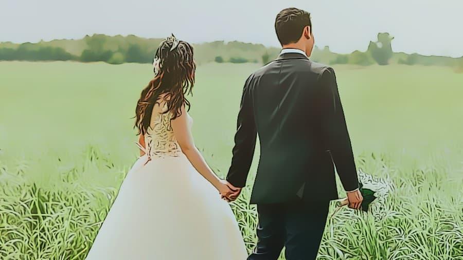 Traumdeutung Hochzeit einfach erklärt | schlafzimmer.de