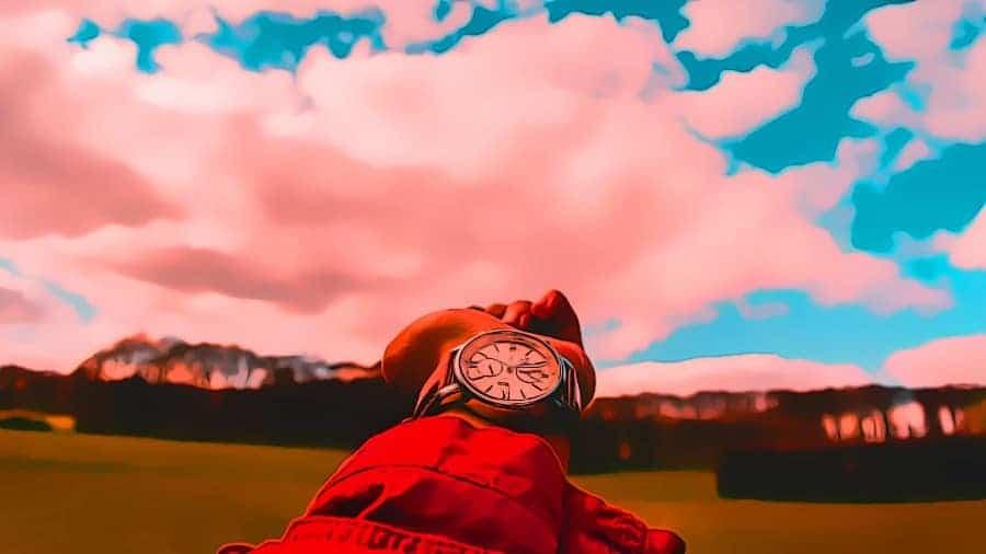 Traumdeutung Zeit