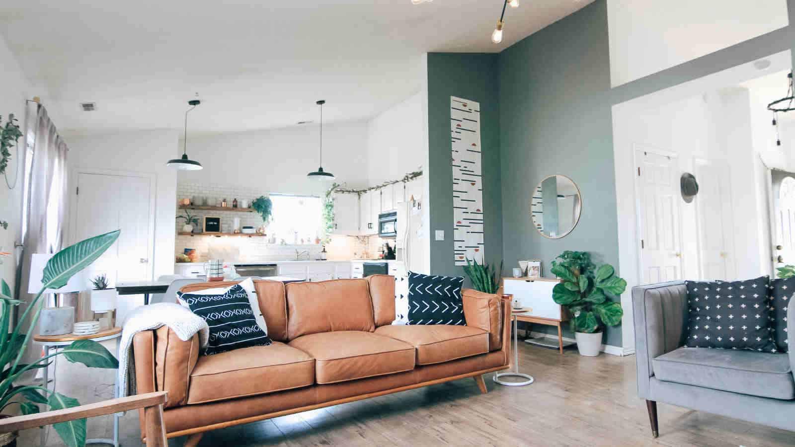Die aktuellen Wohn-Trends für das eigene Zuhause