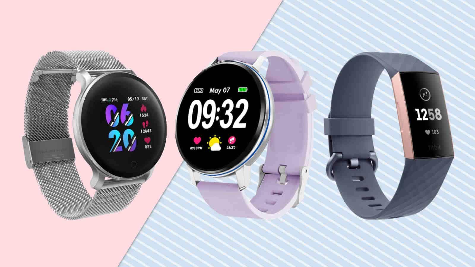 Fitness-Uhr für Damen Vergleich- Die 9 besten für Frauen 2020