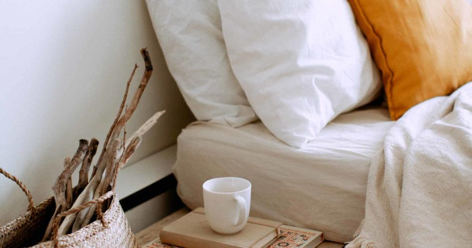 Die richtige Bettwäsche- Jahreszeitenwechsel